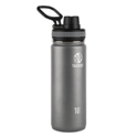 Takeya Originals Vacuum-Insulated Stainless-Steel Water Bottle, 18oz, Graphite $15.24