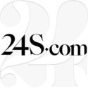 24S 精选大牌美衣美鞋热卖,Jimmy Choo渐变闪片高跟$269