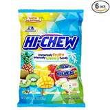Hi-Chew 果汁夹心软糖3.53oz 6包