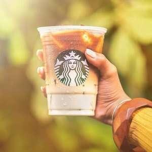 Starbucks: Starbucks Handcrafted Drink flash deal