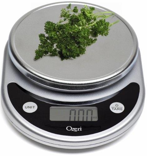 Ozeri Pronto Digital Multifunction Kitchen and Food Scale