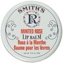 Rosebud Lip Balm, Minted Rose