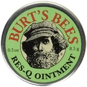 Burt's Bees 100% Natural Res-Q Ointment (Pack of 6)