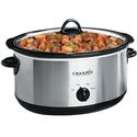 Crock-Pot 7-Quart Oval Manual Slow Cooker