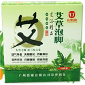 Chinese medicine foot bath powder