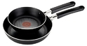 T-fal OptiCook Thermo-Spot Titanium Nonstick Fry Pan Cookware Set