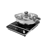 Rosewill Induction Cooker with Stainless Steel Pot