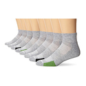 Hanes Men's 8 Pack Ankle Socks