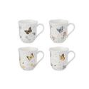 Lenox Butterfly Meadow Mug Set of 4