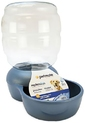 Petmate Replenish Pet Waterer with Microban, 4-Gallon, Peacock Blue