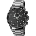 Nixon Men's A3861885 Sentry Chrono Watch