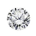 GIA Certified Round-Cut Natural Loose Diamond