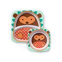 Skip Hop Zoo Plate and Bowl Set