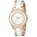 DKNY Women's NY8821 WESTSIDE Rose Gold Watch