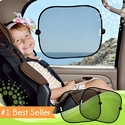 Easy Stick Window Sun Shade
