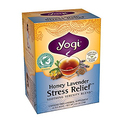 Yogi 蜂蜜薰衣草味舒缓压力茶16包