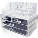 Unique Home Acrylic Makeup Organizer