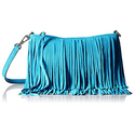 Rebecca Minkoff Finn Cross Body, Deep Cyan