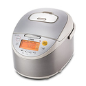 Tiger JKT-B18U-C Rice Cooker with Oatmeal Cooker
