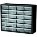 Akro-Mils 24 Drawer Plastic Parts Storage Hardware