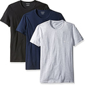 Emporio Armani Men's 3-Pack Crew Neck Lift T-Shirt