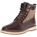 Timberland Men's Britton Hill 6 Inch Warm Lined L/F Winter Boot, Brown FG Harris Tweed, 9 M US
