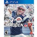 Madden NFL 17 PlayStation 4 Edition