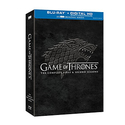 Game of Thrones: 1st & 2nd Season Blu-ray