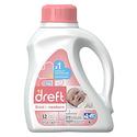 Dreft Stage 1: Newborn Liquid Laundry Detergent (HE), 50 Fl Oz (32 Loads), 2 Count