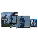 PS4 500GB Console - Uncharted 4 Ltd Edition Bundle