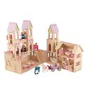KidKraft 木质公主城堡娃娃屋