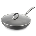 Calphalon 12-Inch Nonstick Omelette Pan with Lid