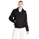 Canada Goose Women's Huron Bomber Jacket, Black, X-Small