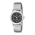 Casio Women's LTP-S100E-1BVCF Stainless Steel Watch