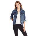 Levi's Women's Classic Trucker Jacket, Belle Blue