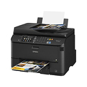 Epson WorkForce Pro Wireless Color All-in-One Inkjet Printer