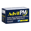 Advil PM Pain Reliever/Nighttime Sleep Aid 120-Count
