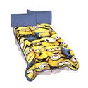 Universal A4322C Minions Microraschel Blanket