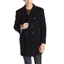 Tommy Hilfiger Men's Burbank Double Breasted Walker Coat