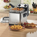 T-fal FR4049 Family Pro 3-Liter Oil Capacity Electric Deep Fryer