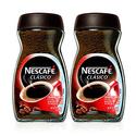 Nescafe Clasico Instant Coffee 2-Pack