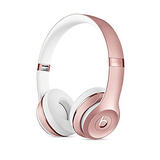 Beats Solo3 玫瑰金无线头戴式耳机