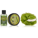 The Body Shop Olive Treats Cube  Gift Set
