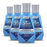 Crest Pro-Health Advanced Alcohol Free Extra Deep Clean Mouthwash 4ct