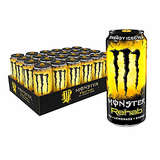 Monster Rehab Energy Drink, Tea + Lemonade 24ct