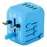 Castries Upgraded Universal Travel Adapter