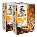 Quaker Simply Granola Oats, Honey & Almonds, Breakfast Cereal,