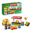 LEGO DUPLO Town Farmers' Market 10867 Building Blocks (26 Piece)