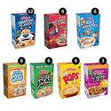 Kellogg's, Breakfast Cereal, Single-Serve Boxes, Variety Pack ,48 Count
