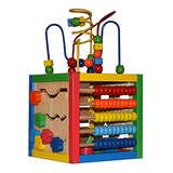Play22 儿童早教五面体玩具